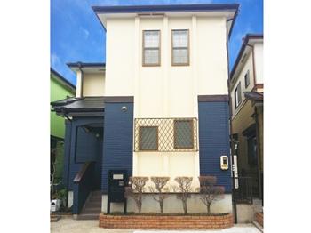 お家のイメージがガラッと変わる外壁塗装!