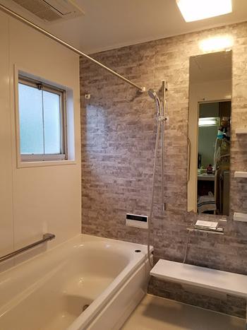 浴室リフォームが二度目のお客様でもご満足いただけました!!
