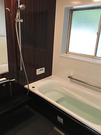 きっかけは、洗面化粧台から!その後、ステキな水廻りリフォームへと発展しました!!