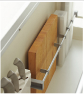 ラクエラ スライド収納プラン I型2550