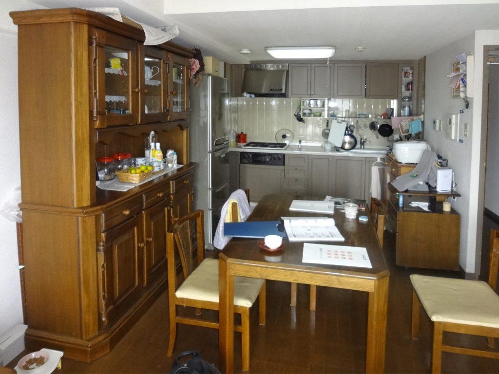 メーカーショールームでじっくり検討 こだわりのキッチンになりました