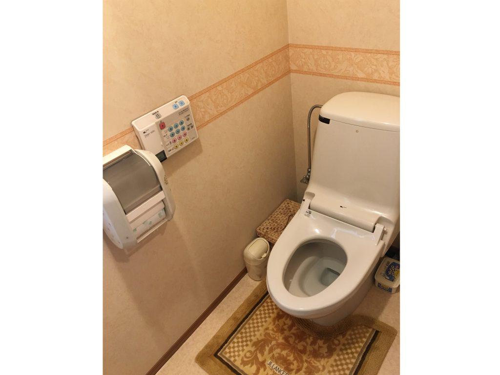リフォームでイメージチェンジ!おしゃれなトイレになりました