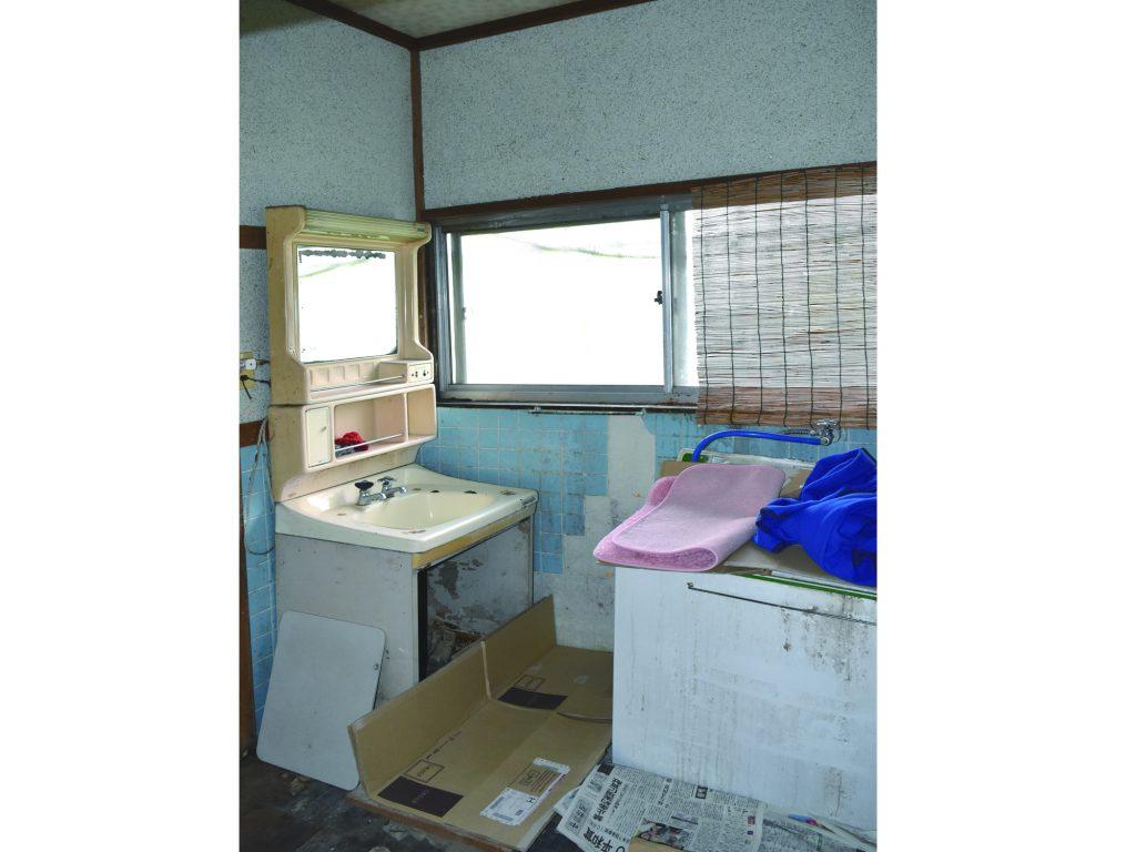 古くなったタイル張りのトイレ・洗面・浴室をまるごとリフォーム
