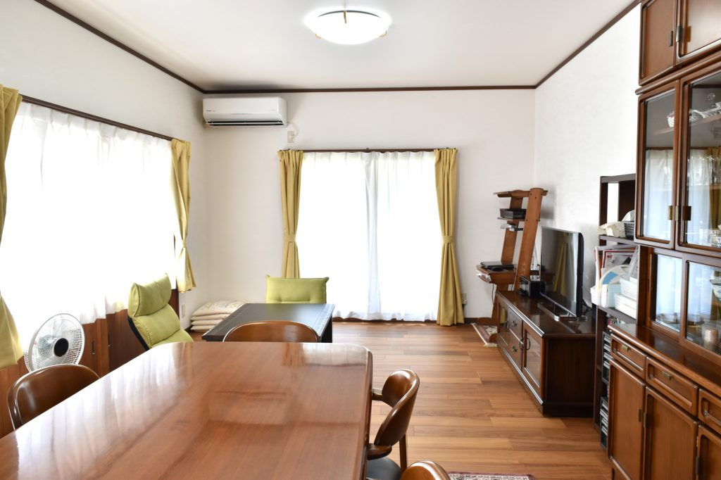 お家の内外をまるごとリフォーム カリモク家具もご提案しました!