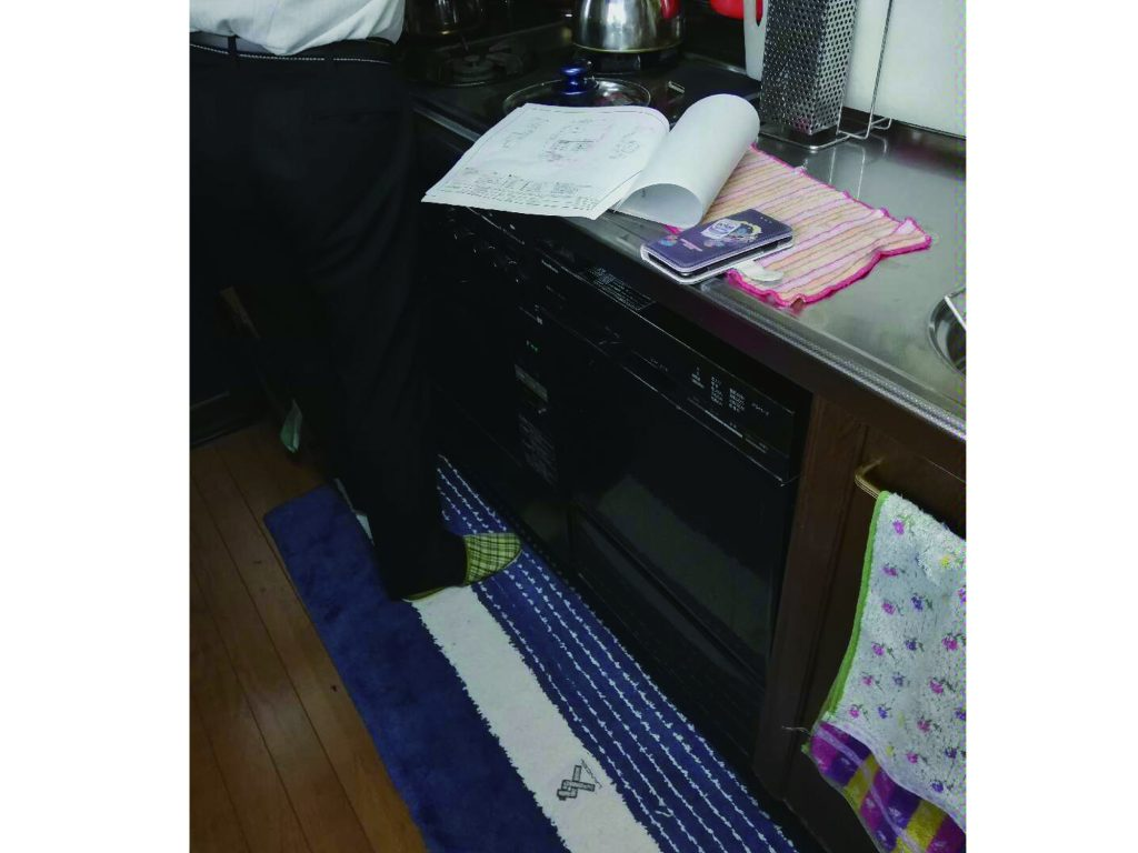 クリナップキッチン ステディア 広いカウンターとシンクで作業効率UP!