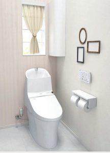 一体型トイレ TOTO GG