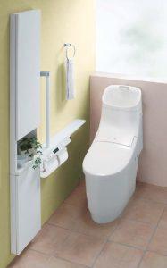 一体型トイレ LIXIL プレアス
