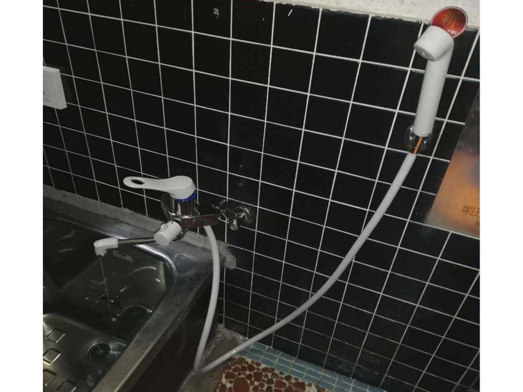 自動お湯はりでラクラクなお風呂にリフォーム♪