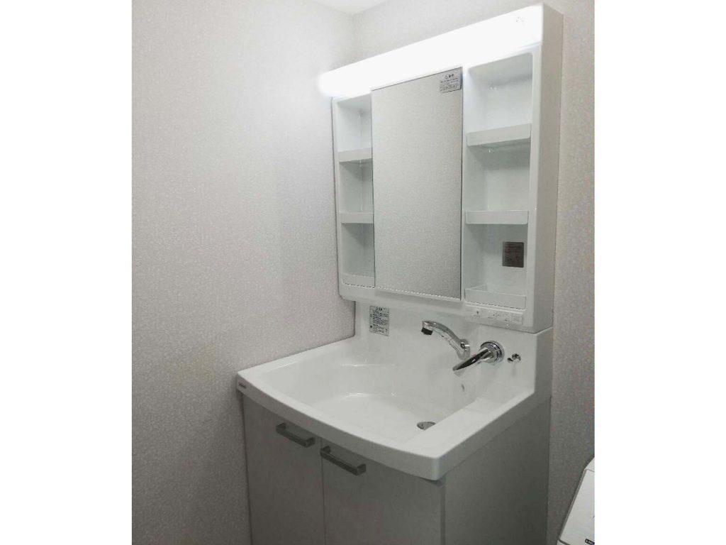 トイレ&洗面脱衣室リフォーム