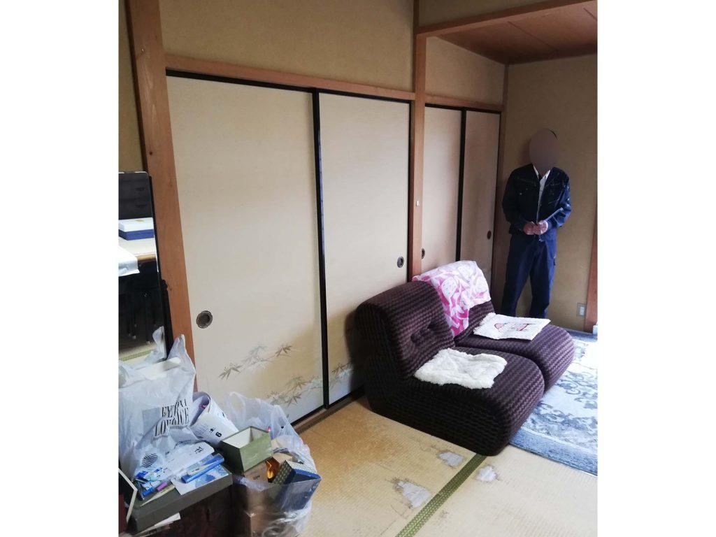 家族のライフスタイルに合わせて 和室を洋室にリフォーム