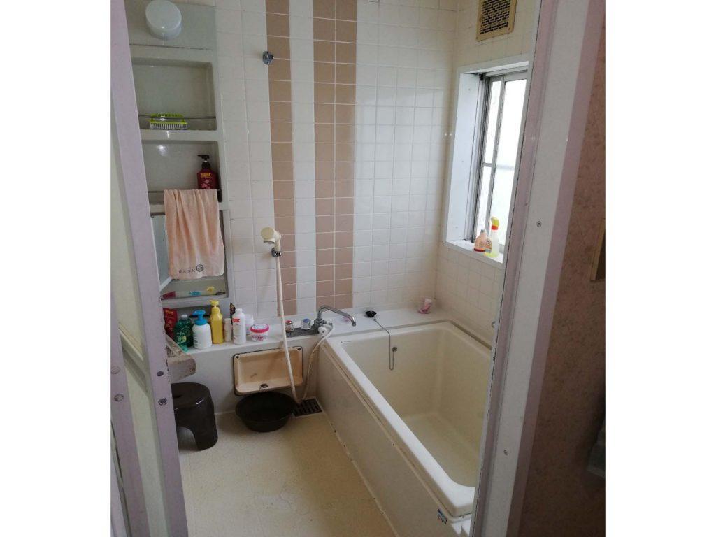 あったかお風呂にリフォーム 快適なバスタイムを♪