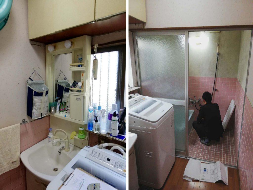 浴室・洗面・給湯器リフォーム
