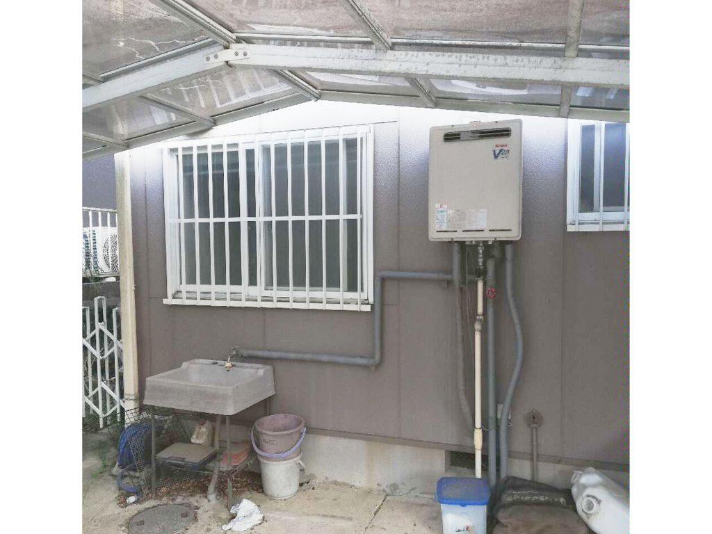 エコジョーズ給湯器への取替えで、省エネ&お得に♪