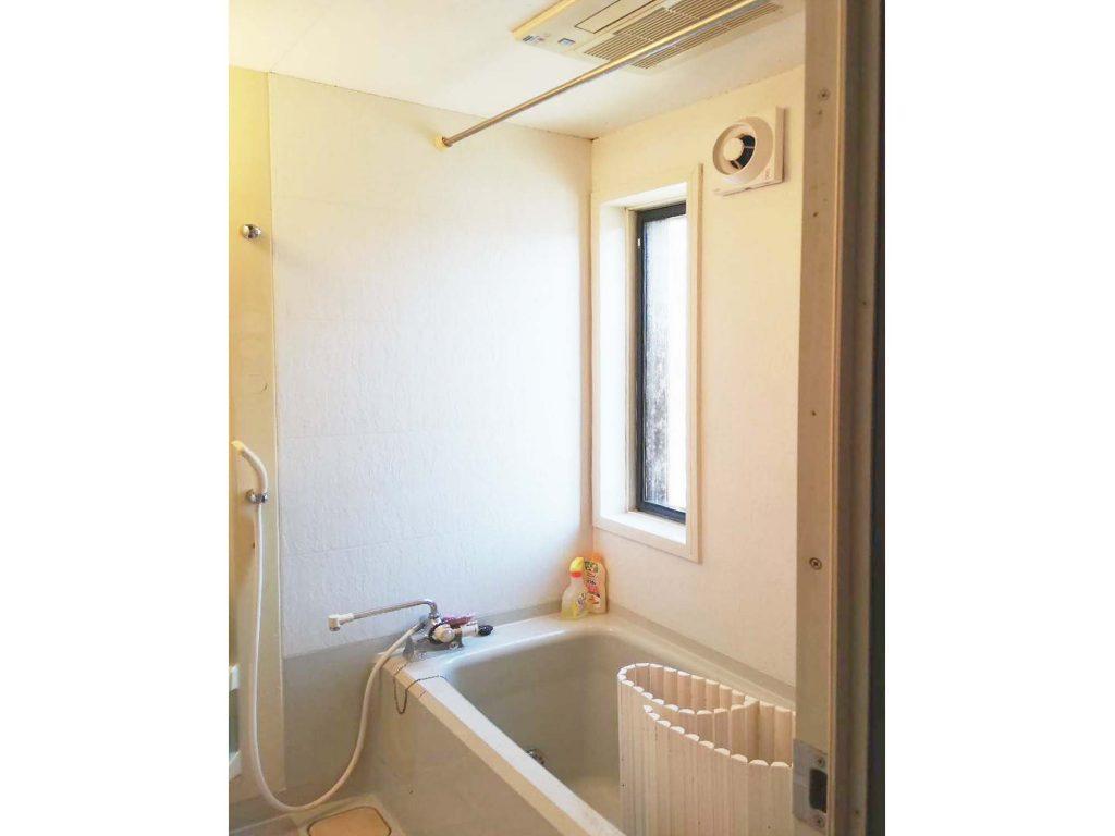 冬が来る前に 暖かなお風呂にリフォーム