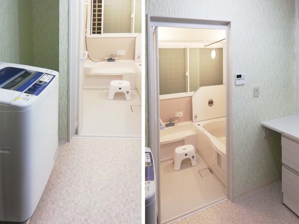 ノーリツ ユパティオヒロイで浴室を広くリフォーム!