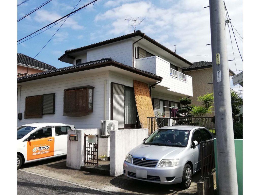 外壁塗り直しでお家の劣化を防ぎましょう