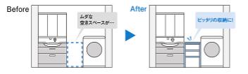 TOTO 洗面台 オクターブ