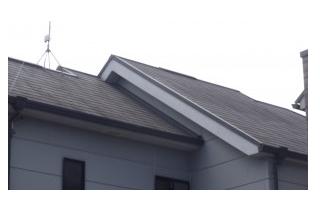 外壁塗装 屋根の劣化