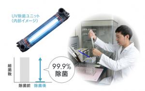 【気にしてますか?】給湯器の配管汚れの対策!UV除菌ユニットのご紹介