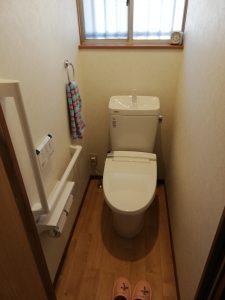 【まるで新築!】張替のススメ!トイレ空間をオシャレに楽しむ