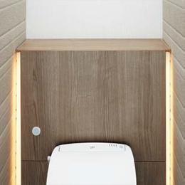 フロートトイレ 空間
