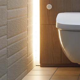 【浮いてるトイレ!?】LIXILフロート トイレ