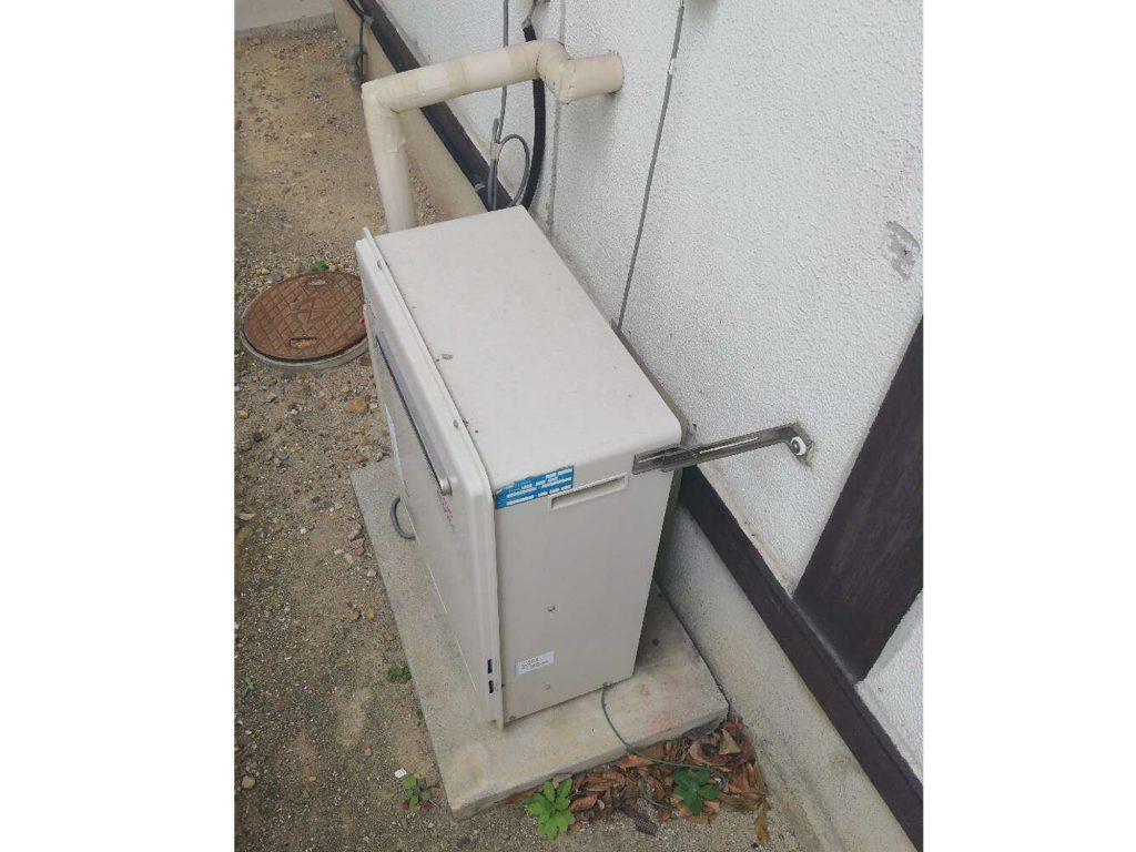 給湯器お取替え 浴室暖房乾燥機も設置しました