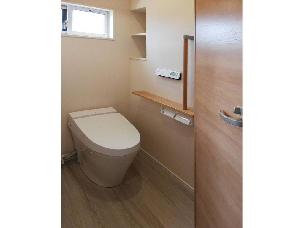配置を変えて使いやすく 浴室・洗面室・トイレリフォーム