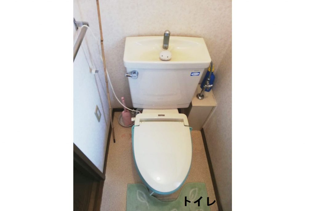 洗面台水栓とシャワーシートのお取替え!