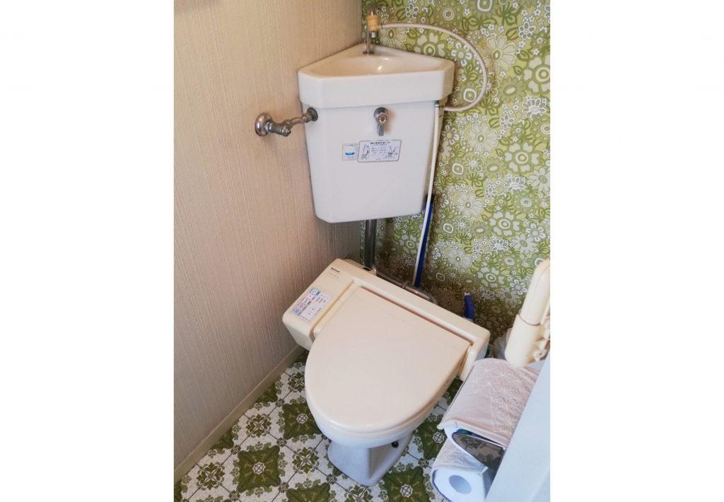 水漏れ被害を最小限に!浴室フロアマット補修&トイレリフォーム