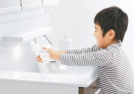 自動水栓②