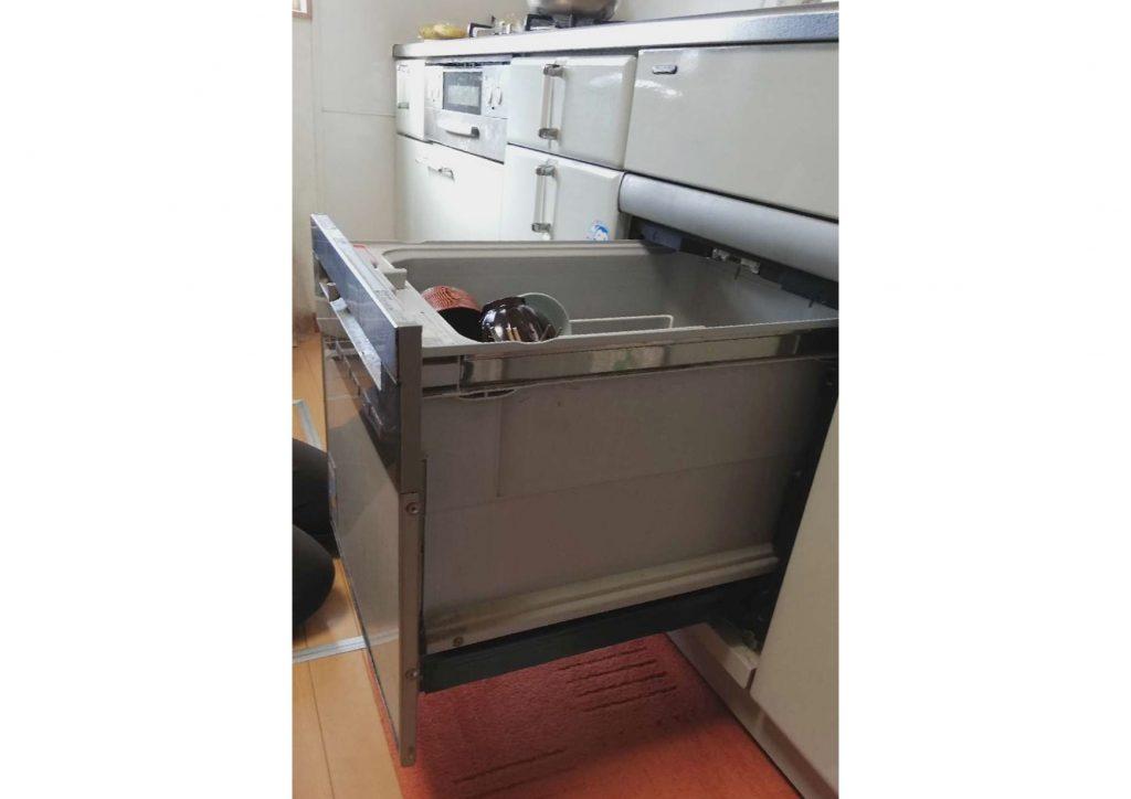 パナソニック食洗機へお取替え!