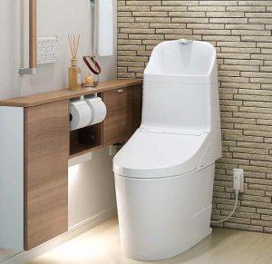 トイレ 一体型タイプ
