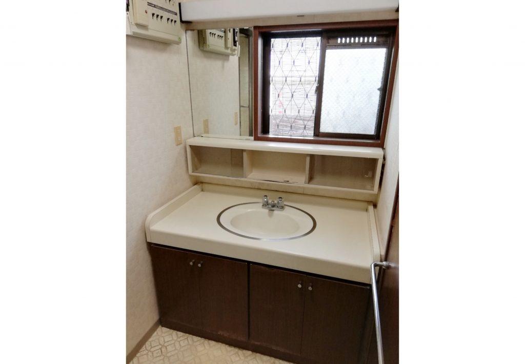 限られたスペースで収納もしっかり確保!お風呂&洗面脱衣所リフォーム♪