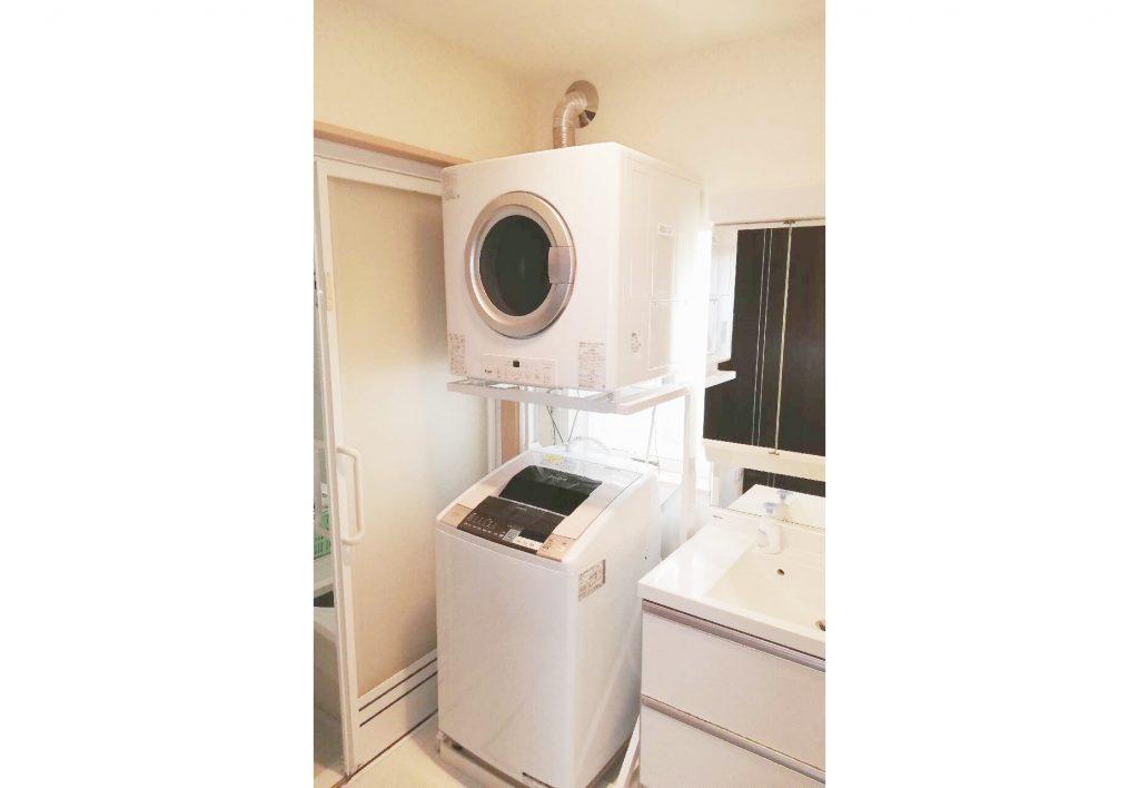 家事の時短に繋がる♪衣類乾燥機の新規お取付け!