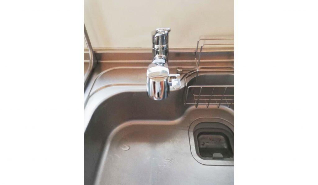 ガスコンロからIHへお取替え!食洗機と水栓も一緒に♫