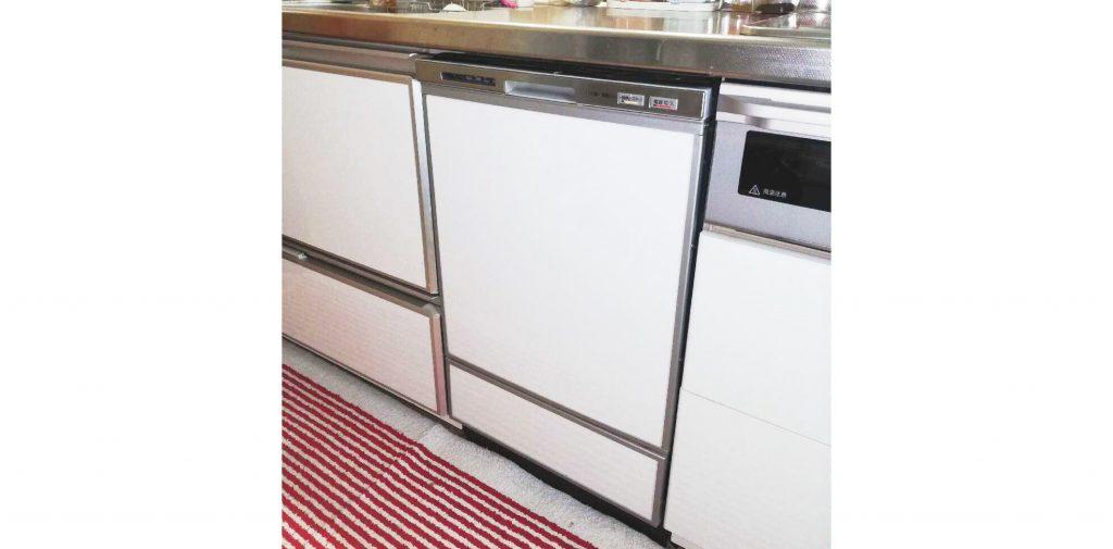 10年以上ご使用の食洗機をお取替え♪