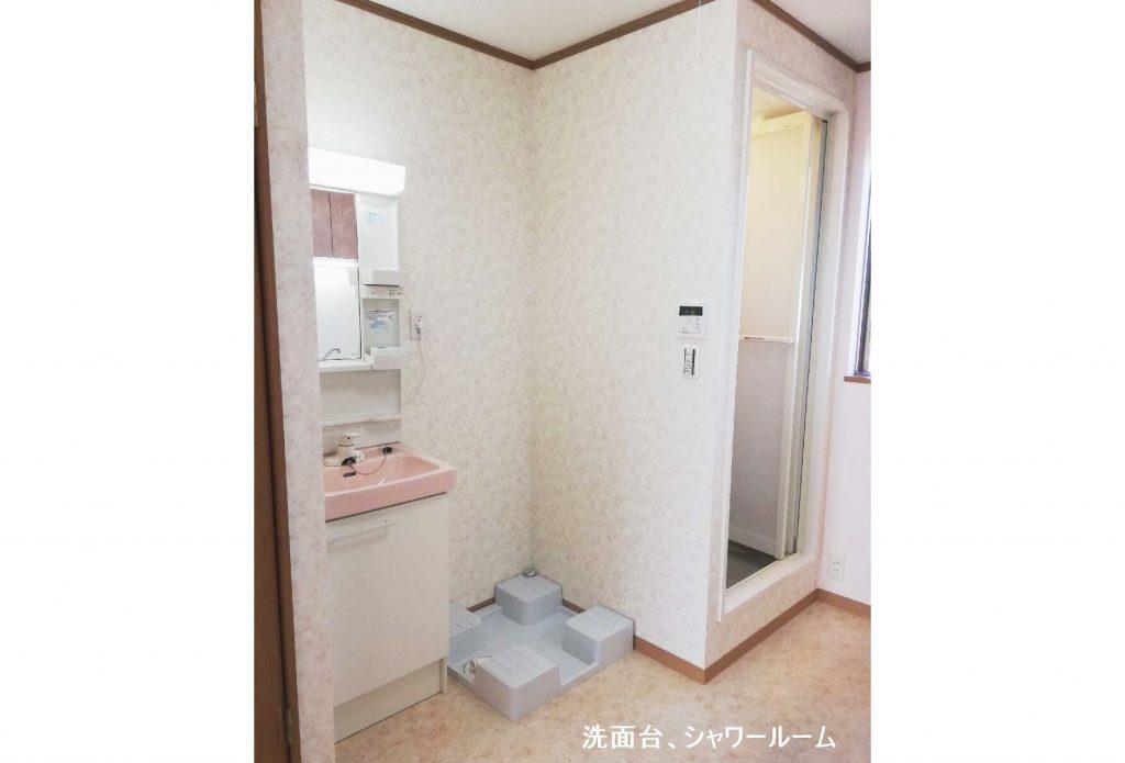 二世帯で暮らすために2Fにキッチン・シャワールーム・洗面台を新設しました♪