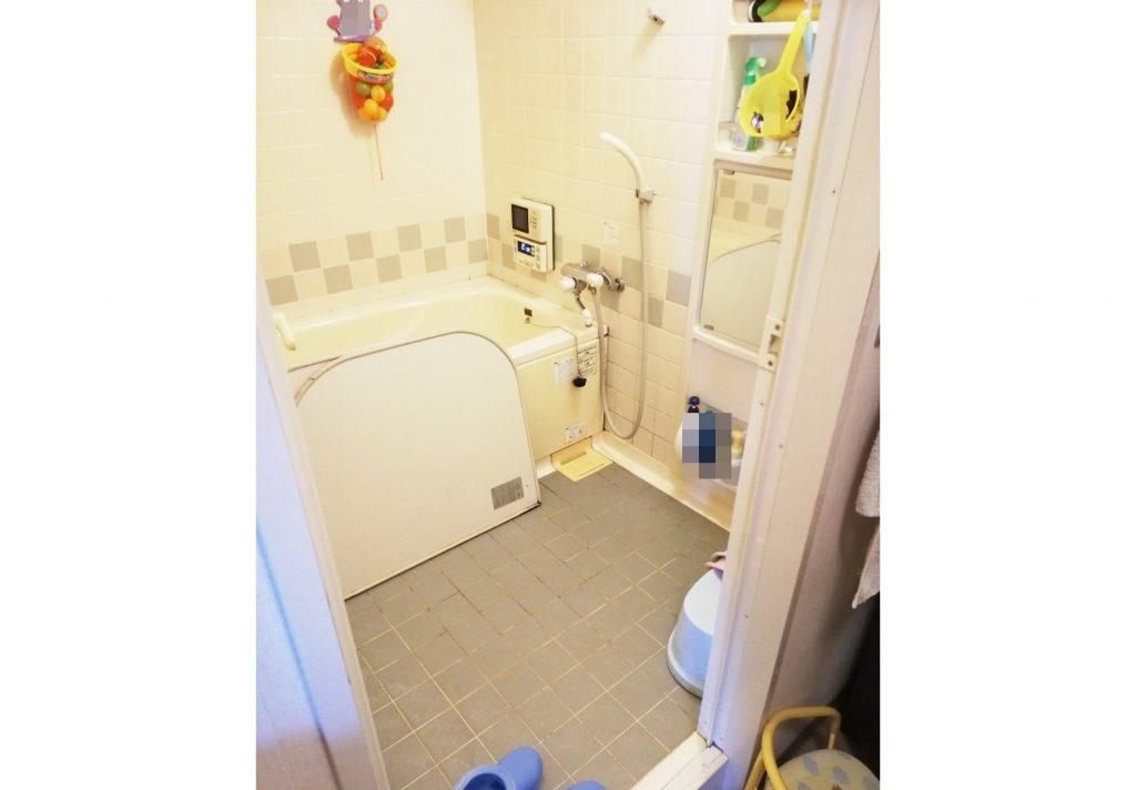 毎日の疲れを癒してくれる空間へ、浴室と脱衣場のリフォーム!