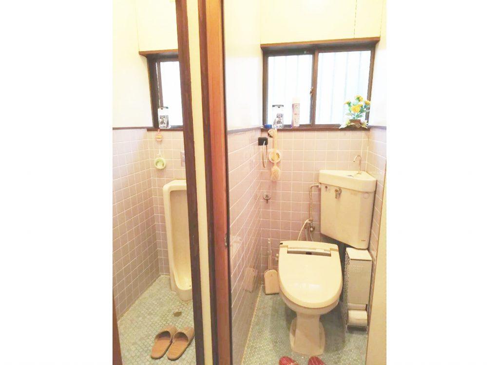 介護しやすく快適に過ごせるようなトイレの空間リフォーム♪