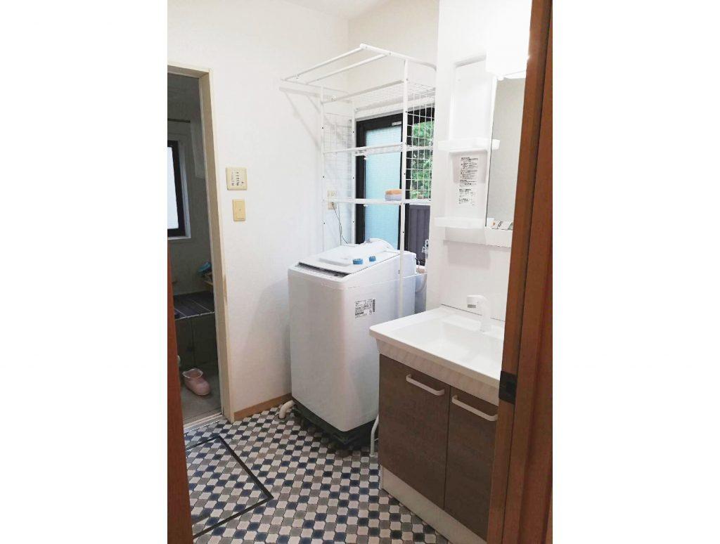 トイレ・脱衣場を内装まで丸ごとリフォームしました!
