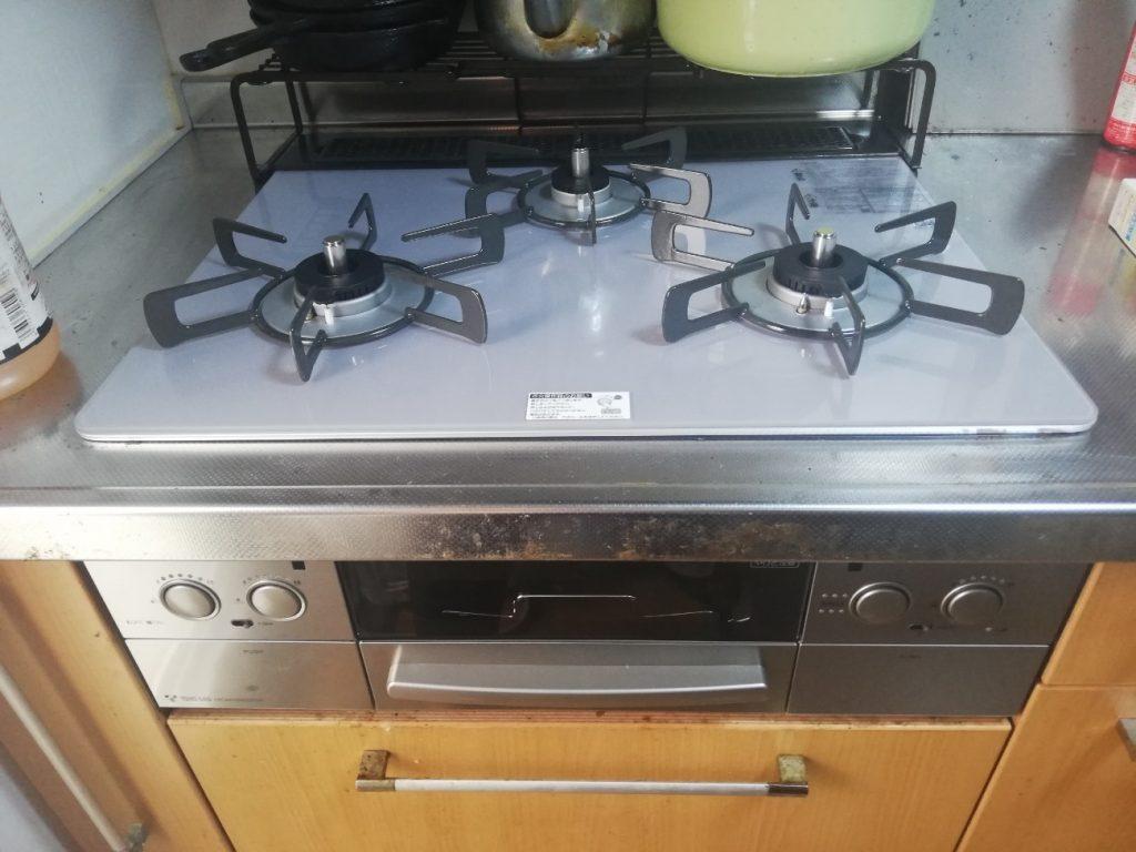 当店人気NO.1!リンナイ「リッセ」、暖房付給湯器もお取替え